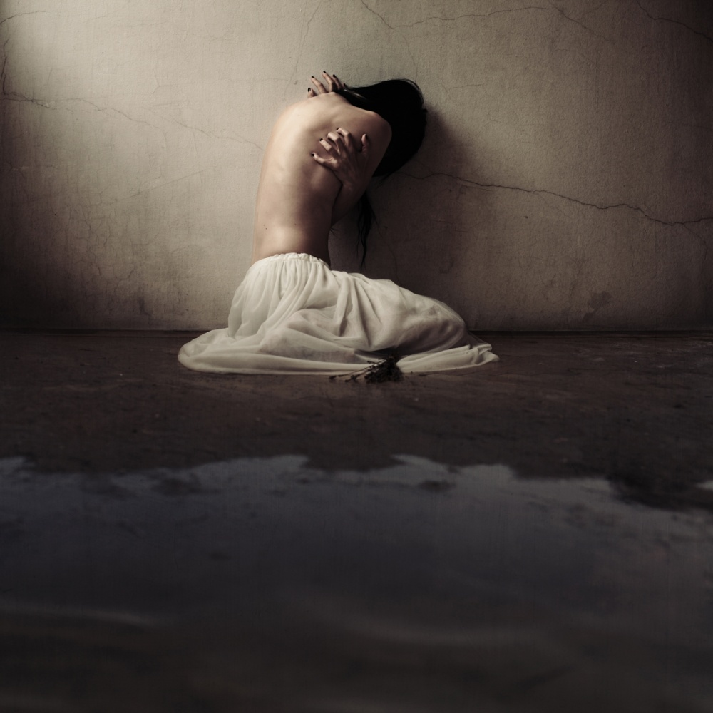 A piece of fine art art photography titled With No. Escape by Anja Matko