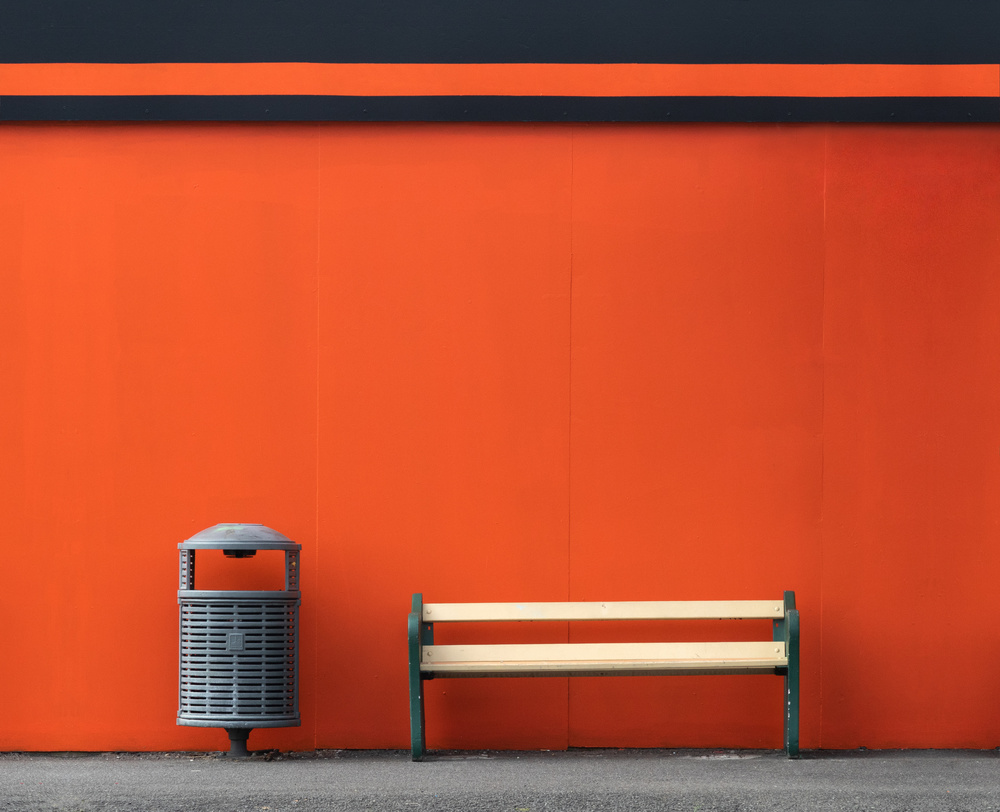View this piece of fine art photography titled Urban Lines by Jacqueline Hammer