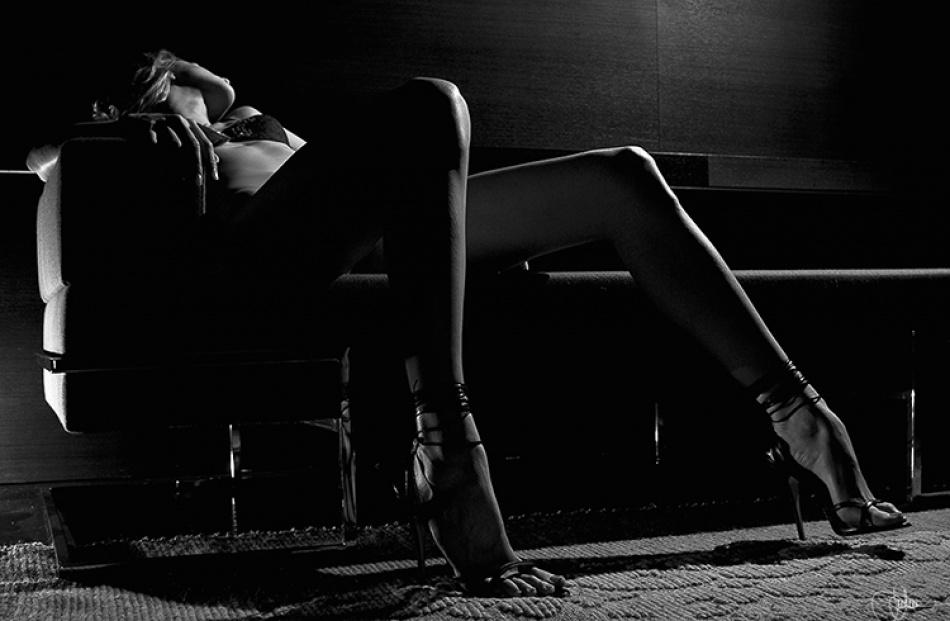 suite in black #1