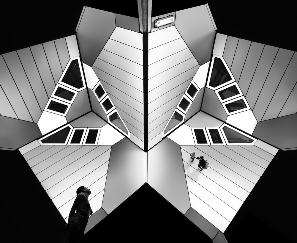 Walking in Eschers World