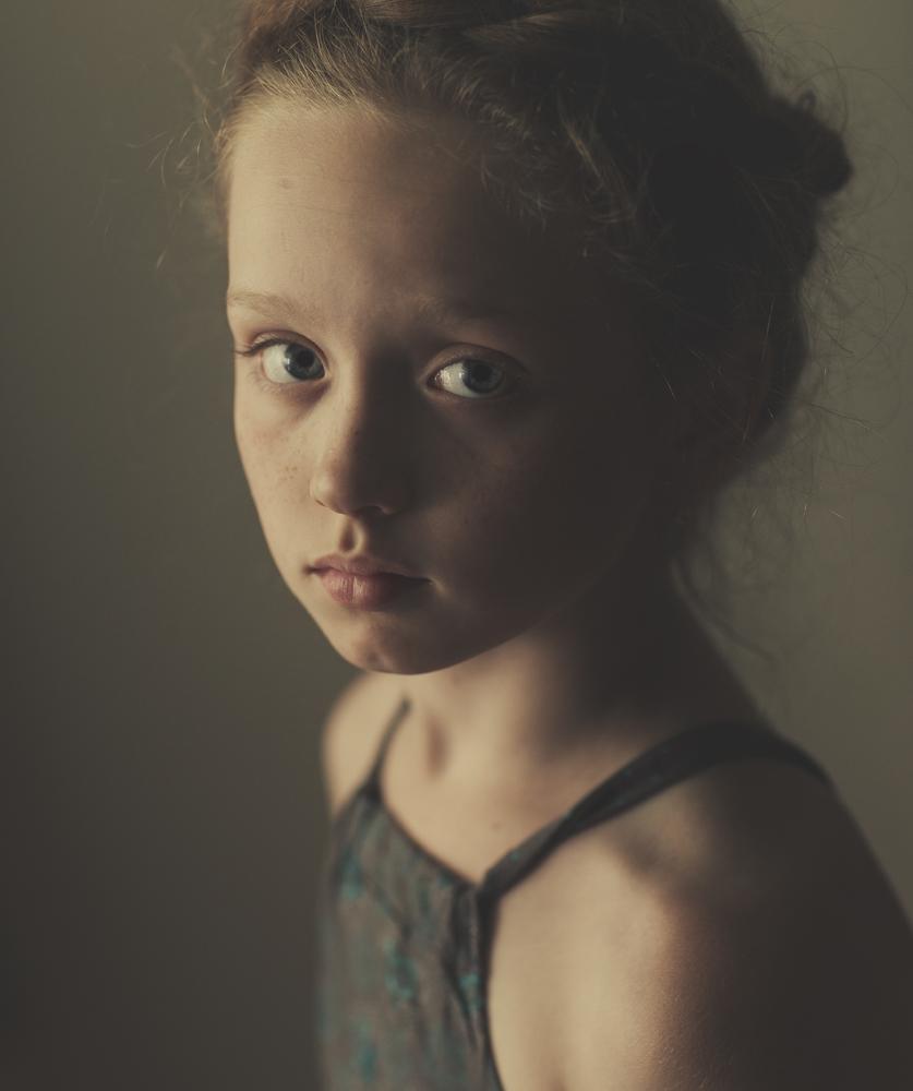 A piece of fine art art photography titled Untitled by Kharinova Uliana