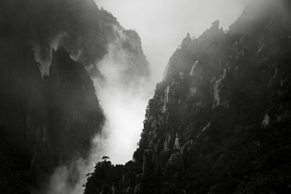 A piece of fine art art photography titled Untitled by Aijun Wang