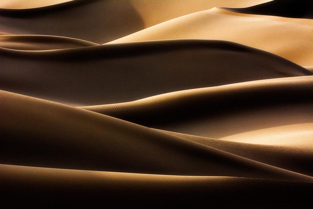 A piece of fine art art photography titled Khara Desert by Amin Dehghan