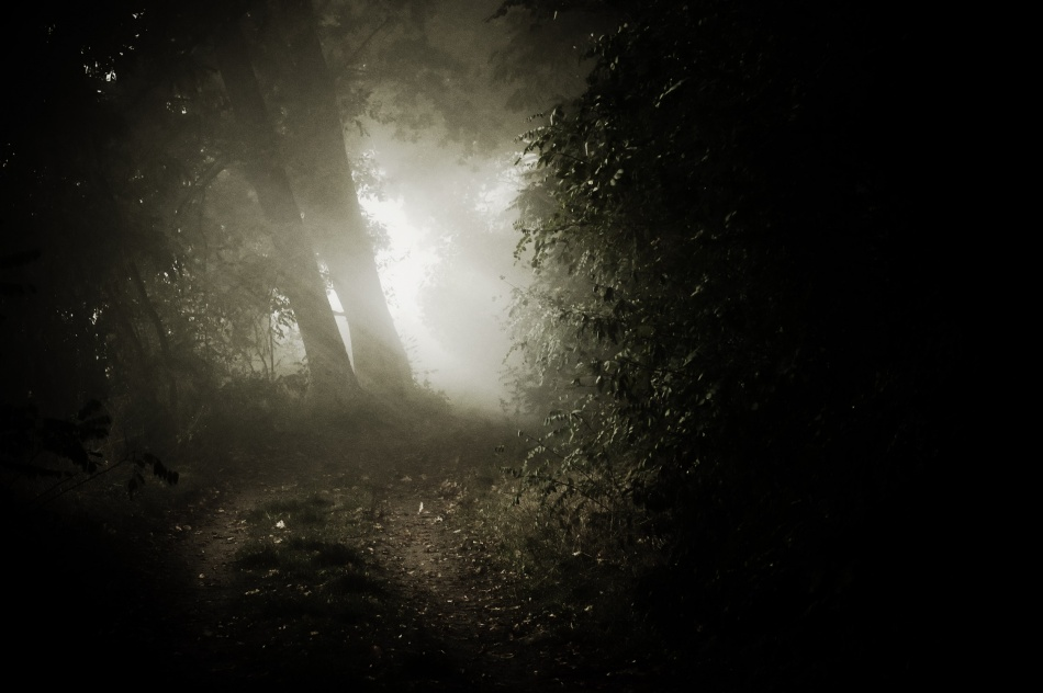 A piece of fine art art photography titled Leaving the Darkness by ArtFiction (Andre Gehrmann)