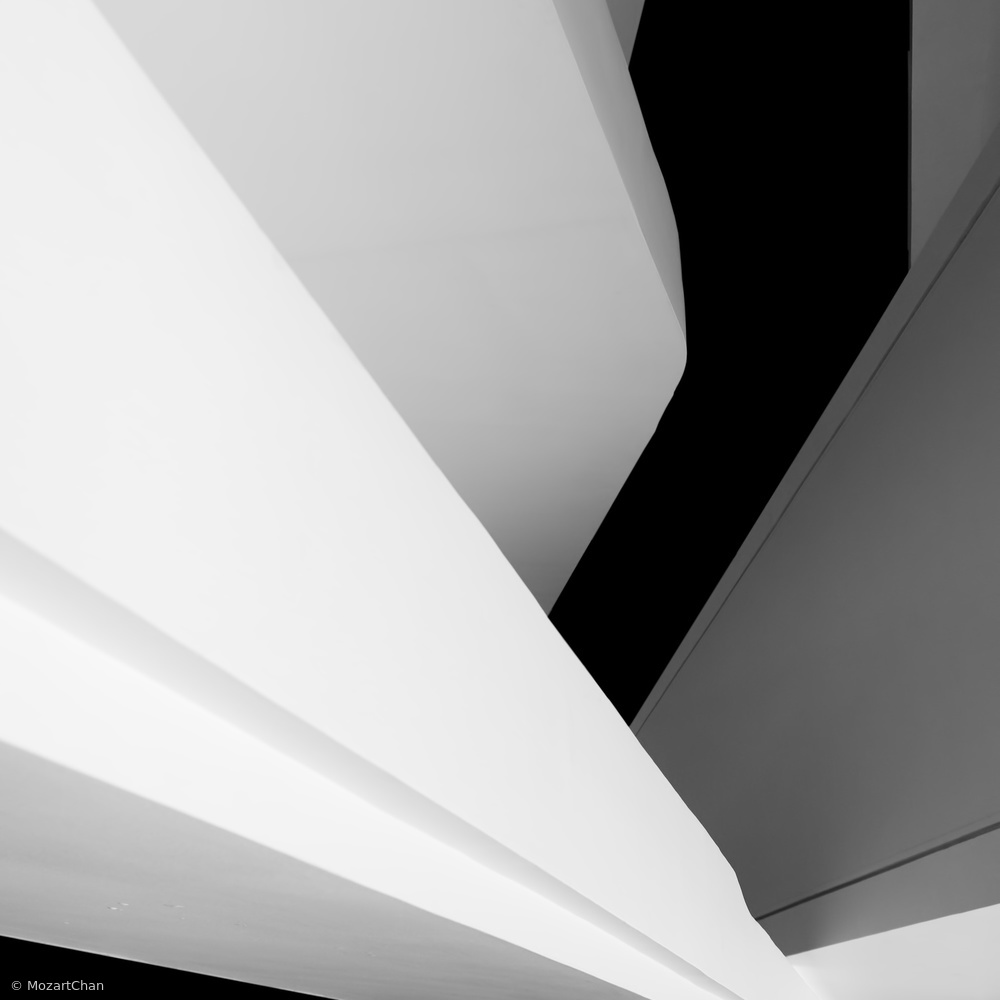 View this piece of fine art photography titled White walls by Rob Darby
