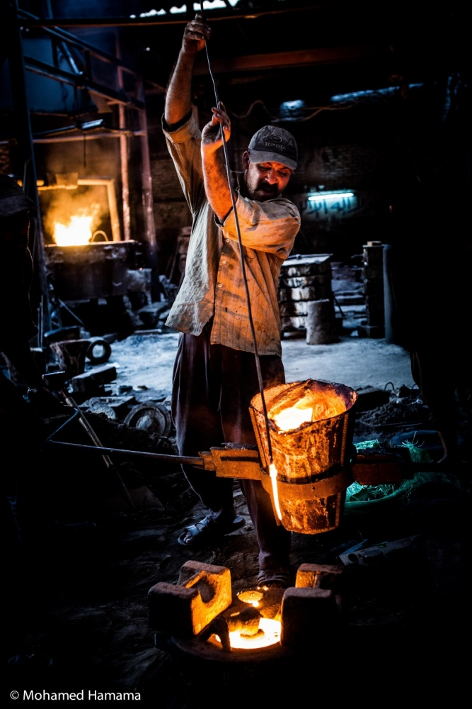 Iron Foundry #2