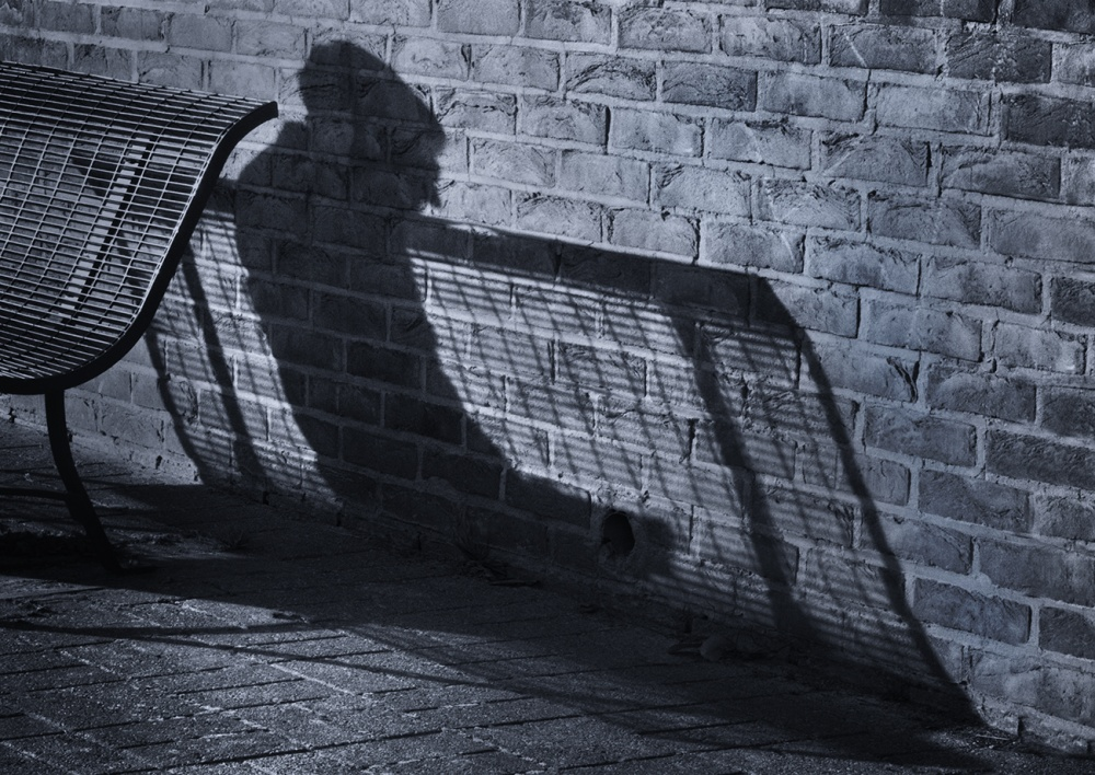 A piece of fine art art photography titled The Life of Our Shadow  by Maïthé Guillaume