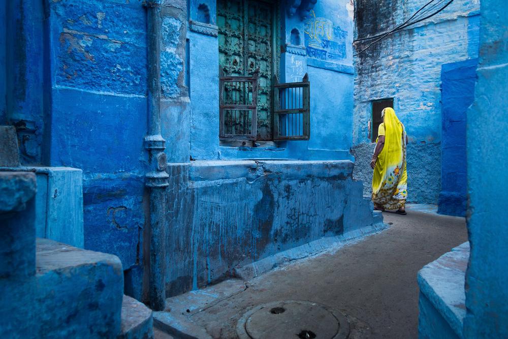 A piece of fine art art photography titled Jodhpur by Tashi_Delek Nakata