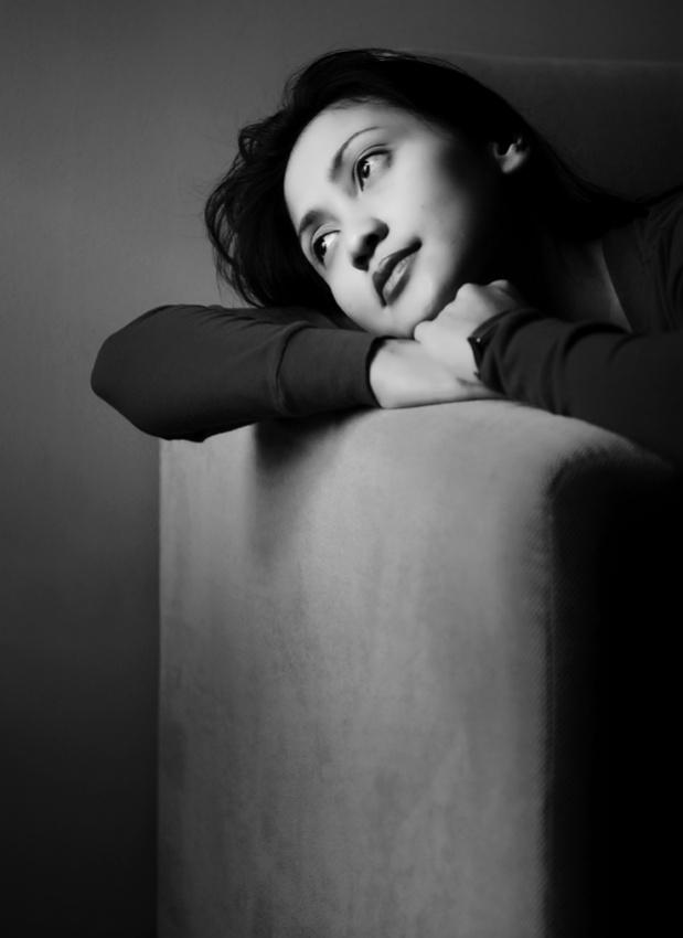 A piece of fine art art photography titled Waiting by Taufik Zamzami