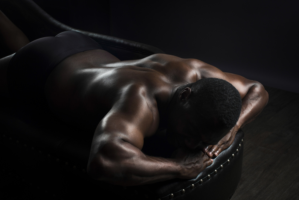 A piece of fine art art photography titled Muscles by FERRAND Isabelle