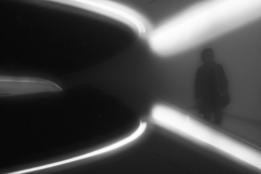 A piece of fine art art photography titled Nocturnal Emissions by Paulo Abrantes
