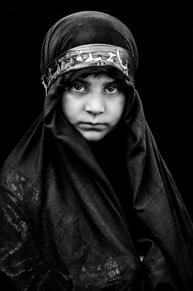 A piece of fine art art photography titled Ya Hamida by Saeed Dhahi