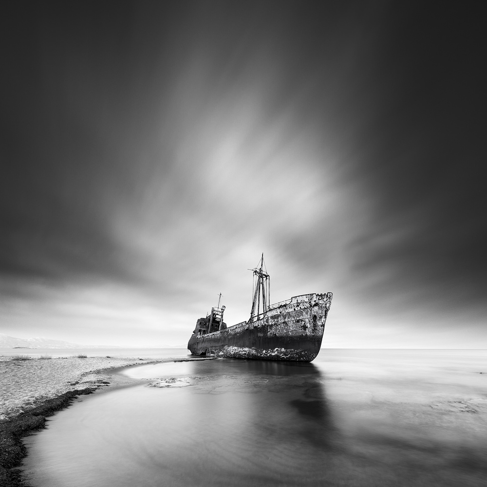 A piece of fine art art photography titled FB Dimitrios by George Digalakis