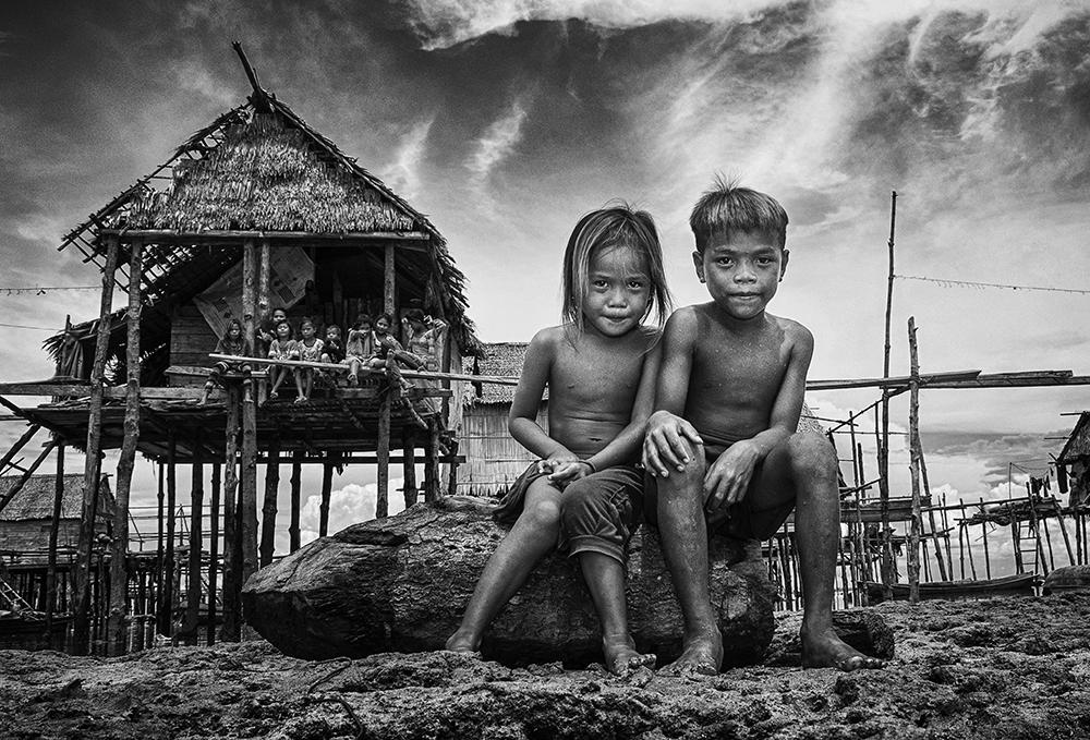 Bajau Tribe