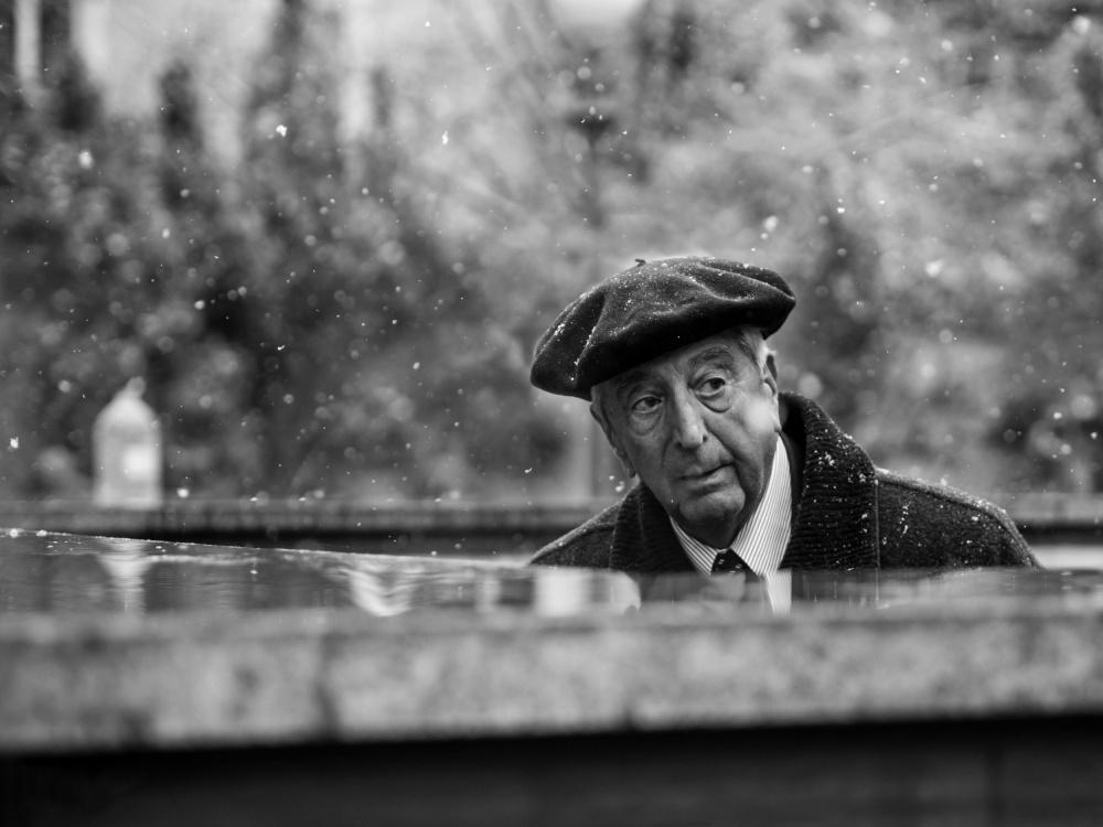 A piece of fine art art photography titled Waitting by Ady Petrova