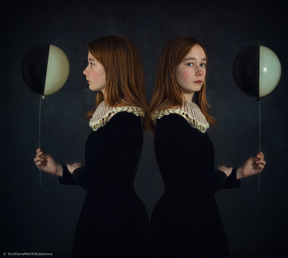 View this piece of fine art photography titled B&W by Svetlana Melik-Nubarova