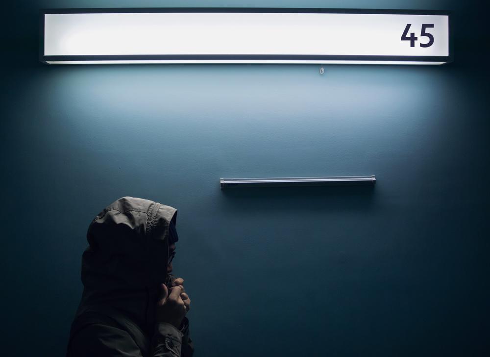 A piece of fine art art photography titled Untitled by Takashi Suzuki
