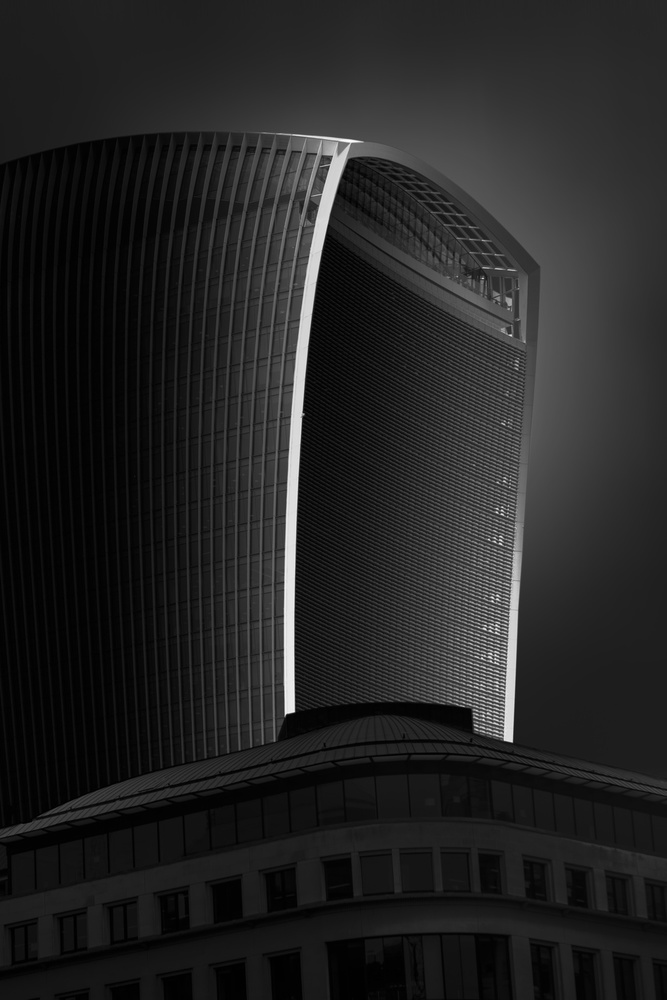 View this piece of fine art photography titled Curved lines by Olavo Azevedo