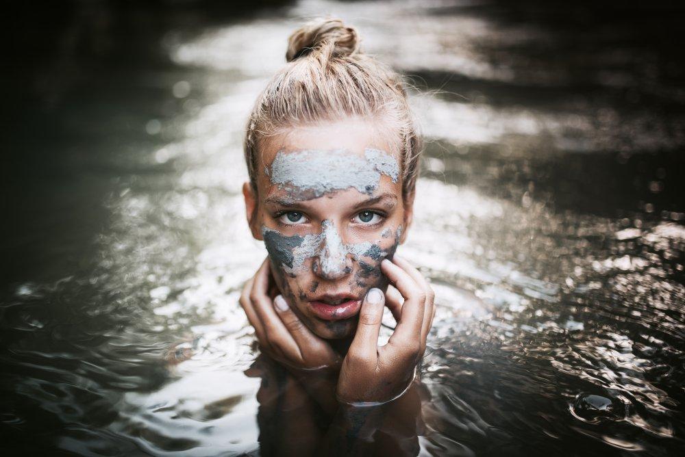 A piece of fine art art photography titled Amazing River by Nebojsa Mrdja