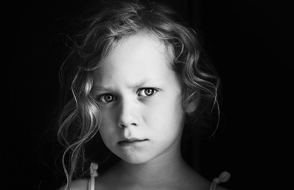 A piece of fine art art photography titled Karla by Rudi Kokic