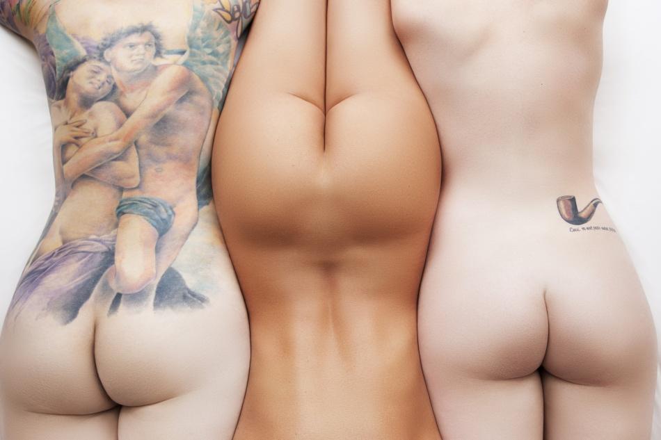 A piece of fine art art photography titled Contrast by Scott Michaels