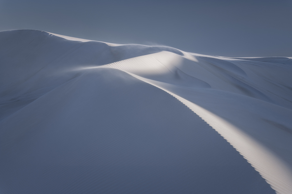 View this piece of fine art photography titled Windswept by Richard Vandewalle