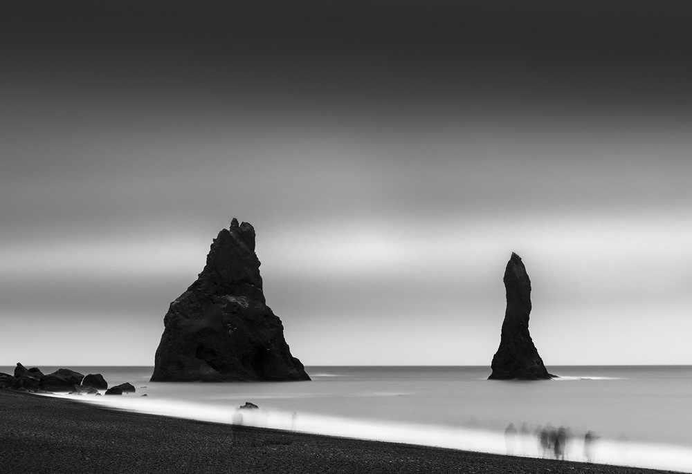 A piece of fine art art photography titled Wonders of Iceland 02 by George Digalakis