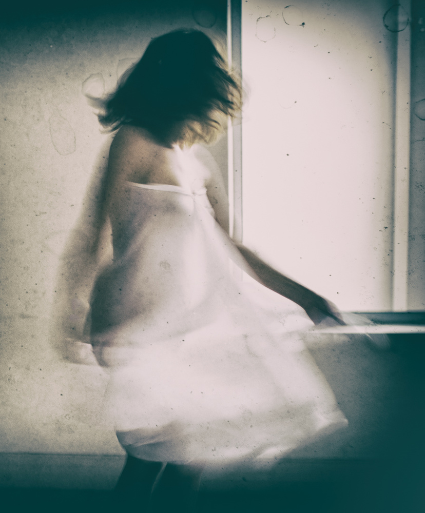 A piece of fine art art photography titled To Feel Your Heart As Its Keeping Time by Charlaine Gerber