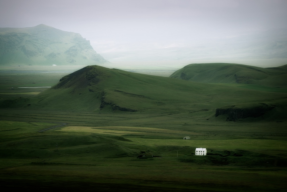 A piece of fine art art photography titled Home by Krzysztof Mierzejewski