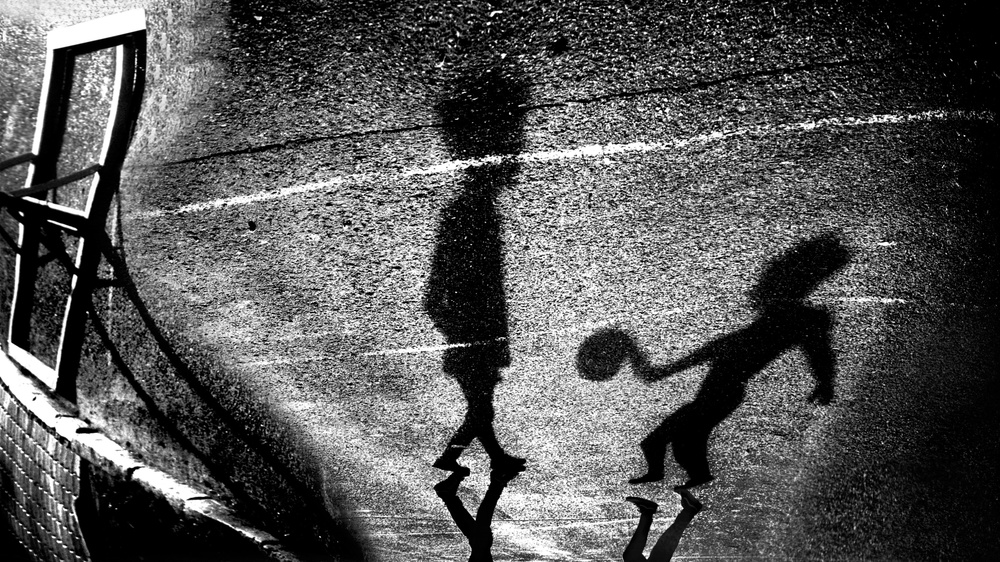 A piece of fine art art photography titled Basketball by Vladimir Konkin