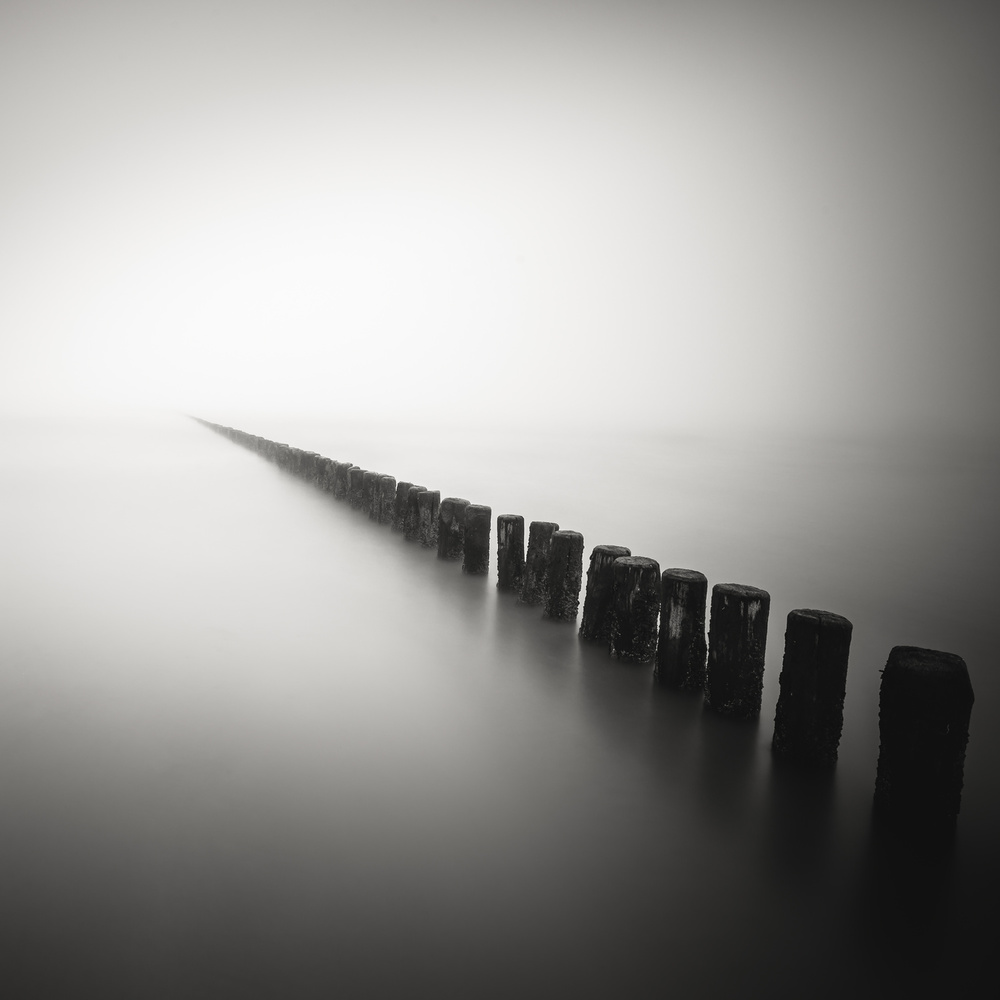 A piece of fine art art photography titled Together Alone by Christophe Staelens