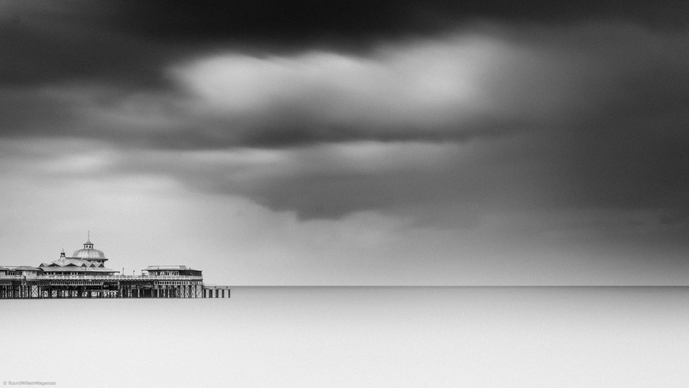 View this piece of fine art photography titled Llandudno Clouds by Ryu Shin-woo