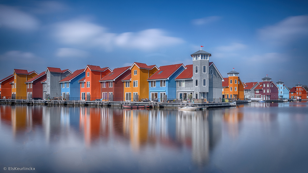 Colorful Holland