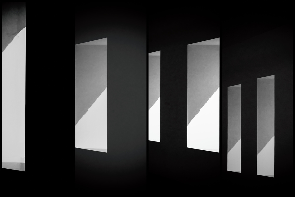 A piece of fine art art photography titled Shadows by Luc Vangindertael (laGrange)