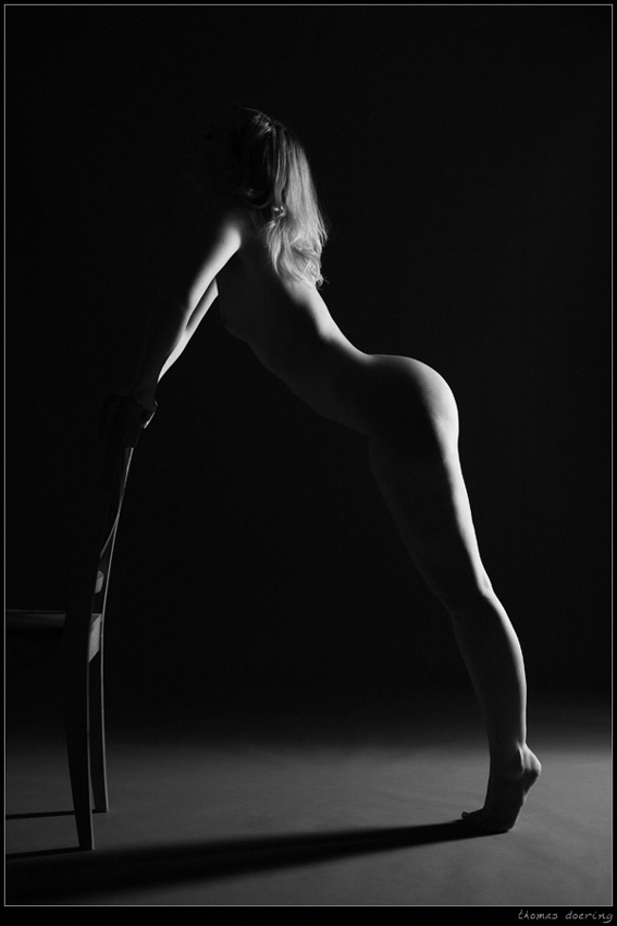 A piece of fine art art photography titled Chassis by Thomas Doering