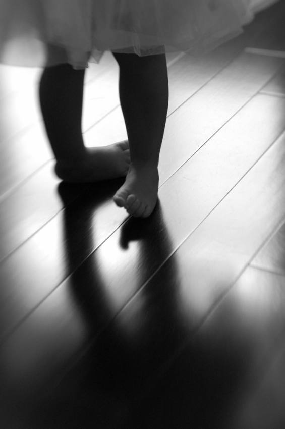 A piece of fine art art photography titled Tiny Dancer by LeAnn Cannon