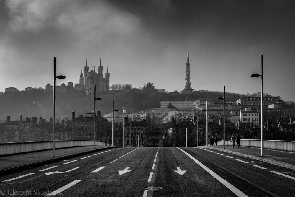 Un matin à Lyon