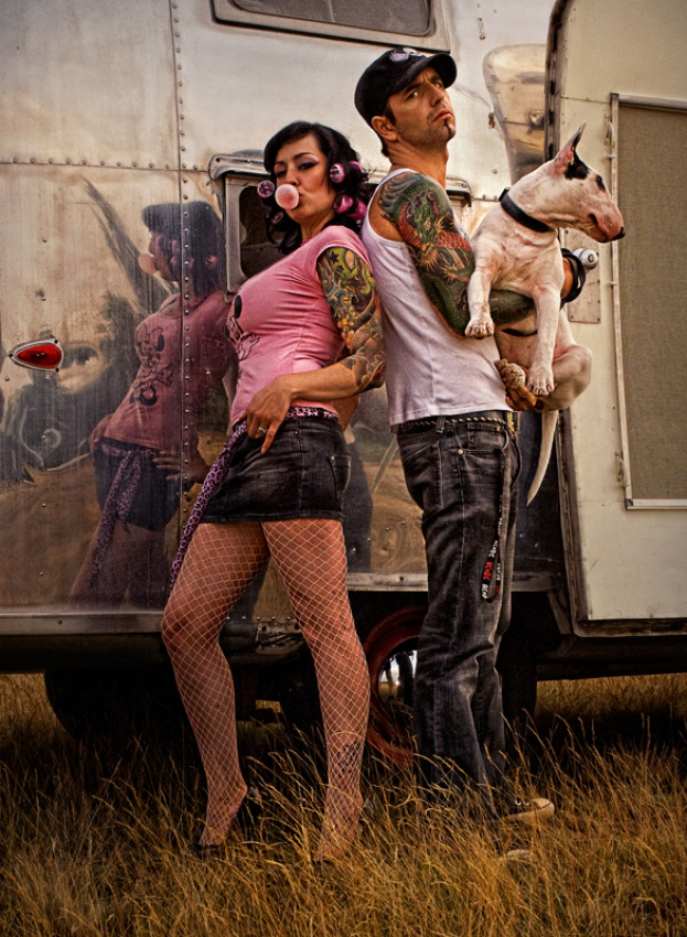 A piece of fine art art photography titled What  by Peter Kemp