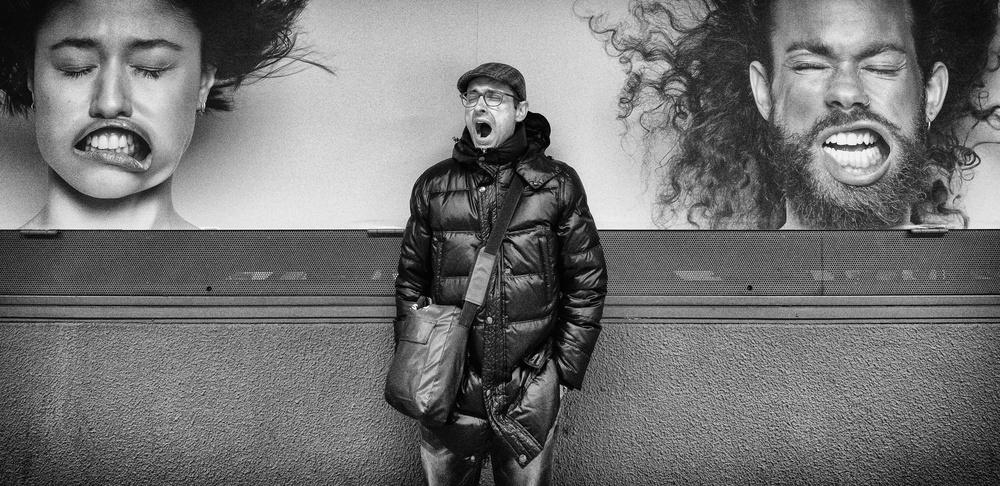 A piece of fine art art photography titled Ahhhhhhhhhhhhhh by Matteo Musetti