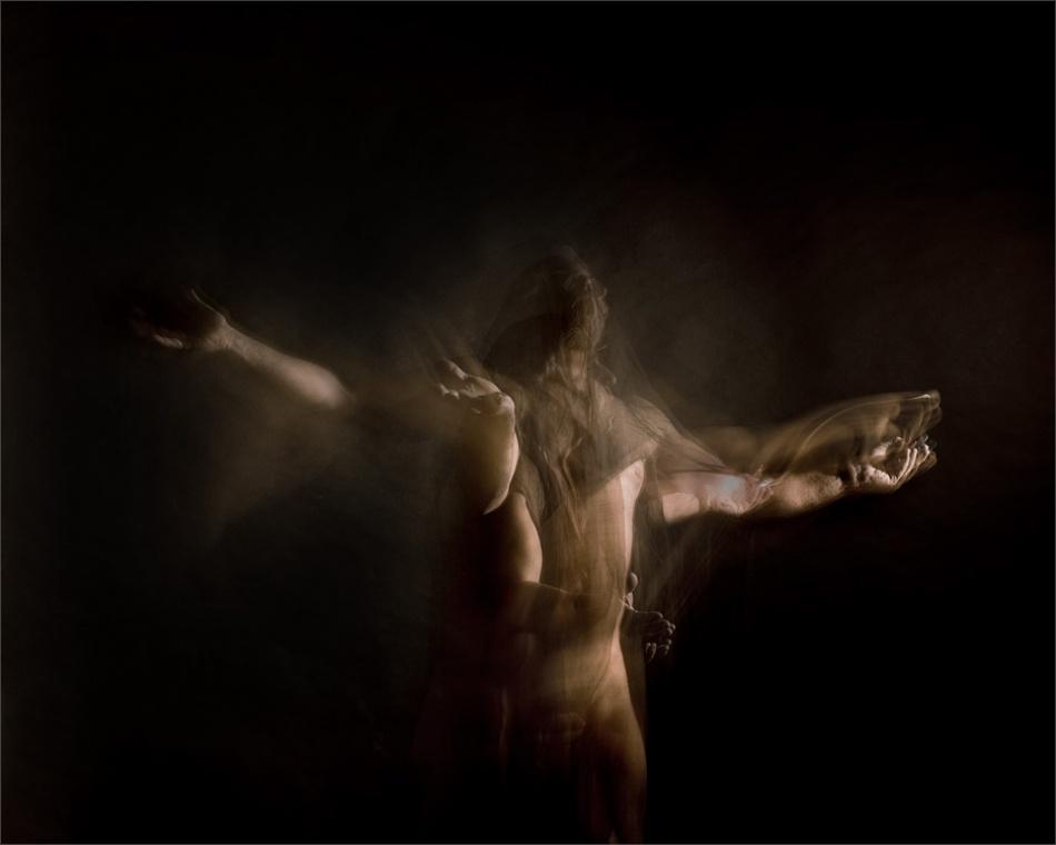 A piece of fine art art photography titled Resurrezione by Renato Manzi