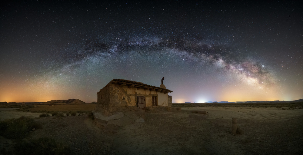 View this piece of fine art photography titled Milky Way by Toni Pou