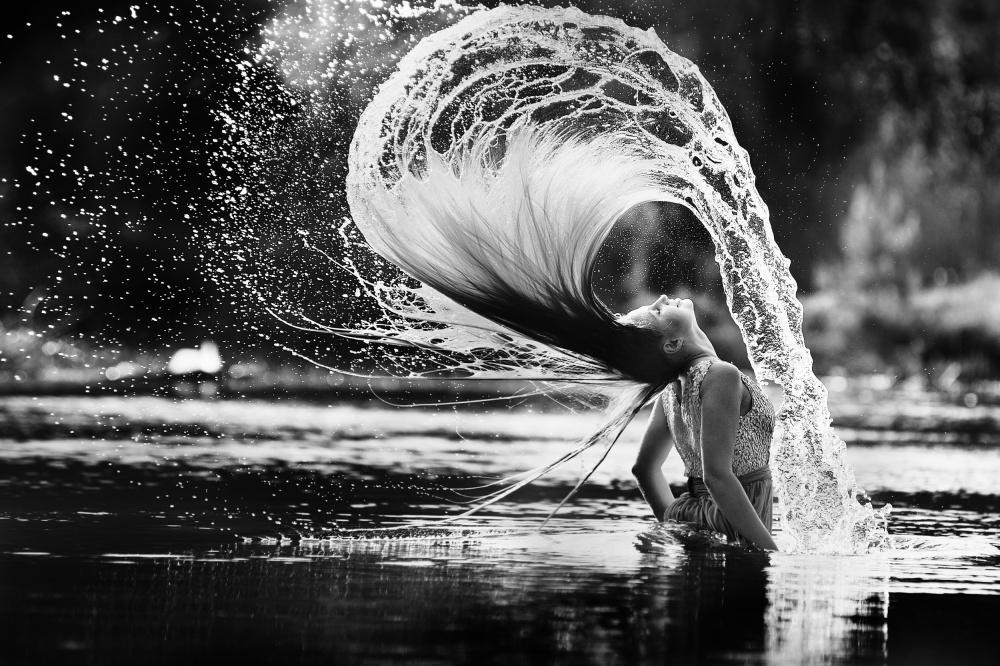 A piece of fine art art photography titled Untitled by Natalia Zhukova