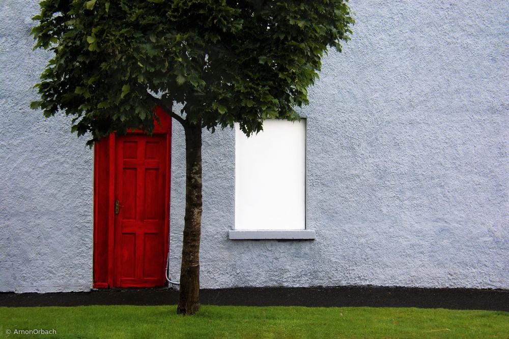 Urban texture - West Ireland