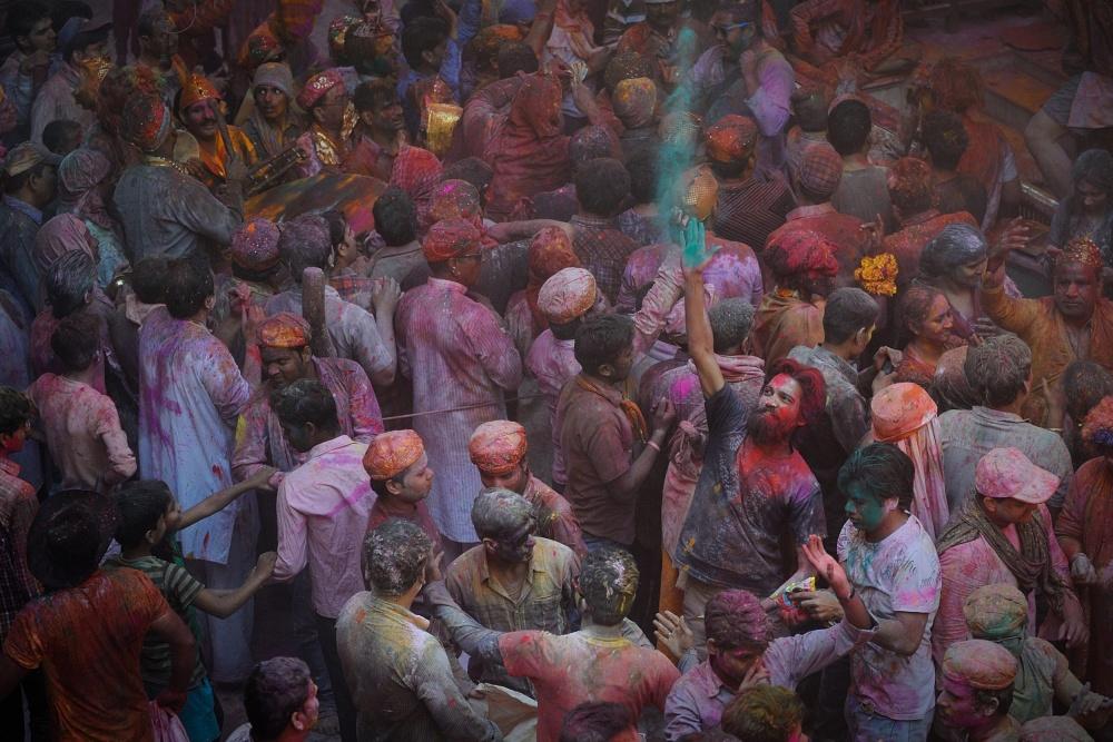 Colours Mathura