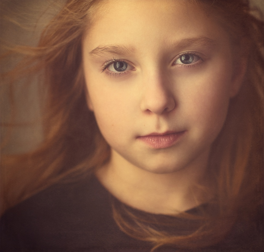 A piece of fine art art photography titled Paola by Andriy Kovach
