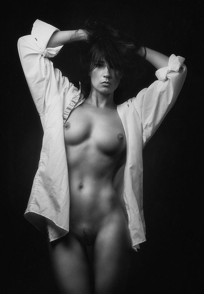 A piece of fine art art photography titled Helen by Zachar Rise