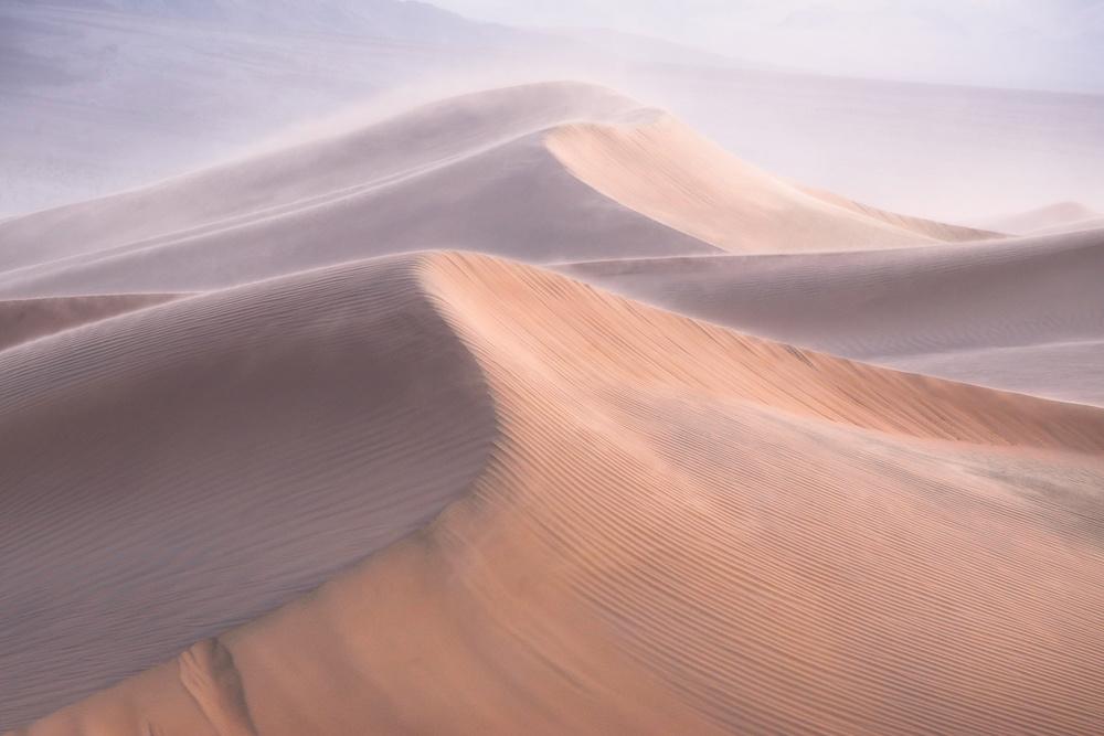 A piece of fine art art photography titled Wind by INIGO CIA