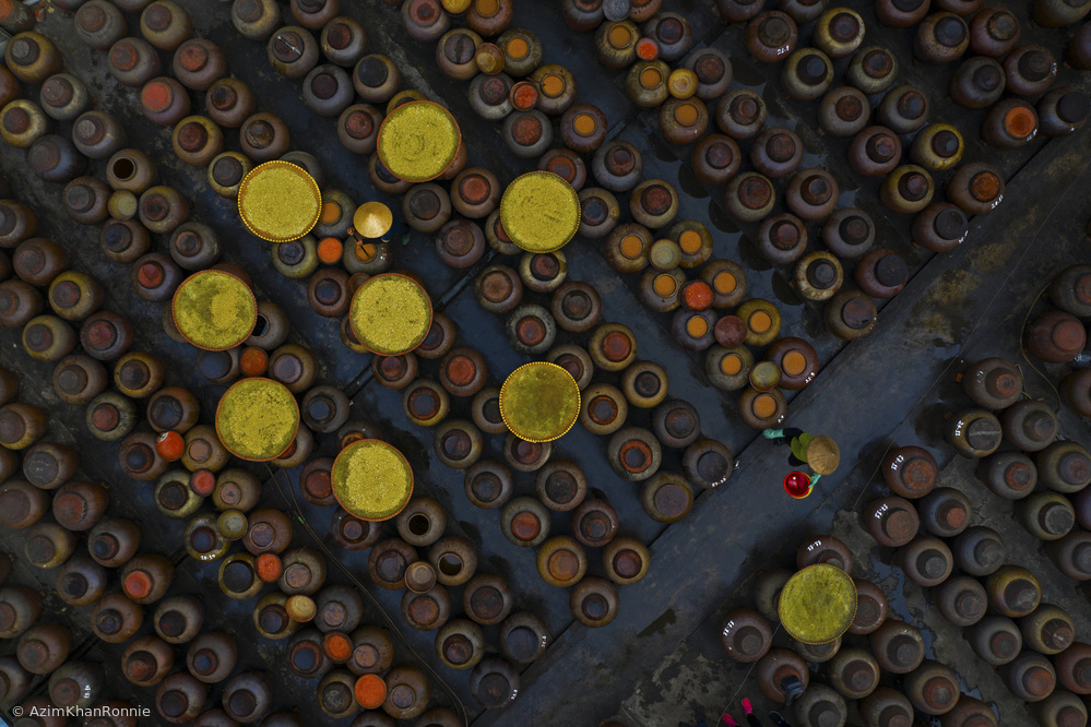 View this piece of fine art photography titled Soy sauce processing by Azim Khan Ronnie