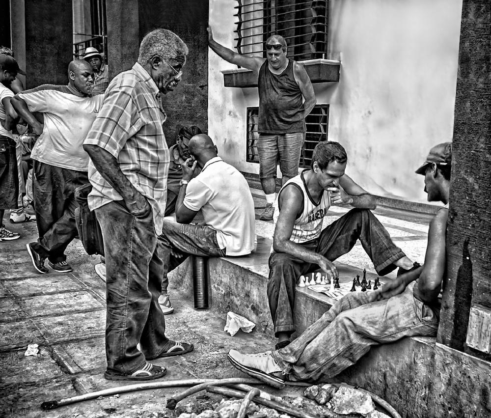 Chess District Havana II
