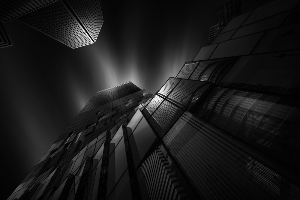 A piece of fine art art photography titled Black Mirror by Yoshihiko Wada